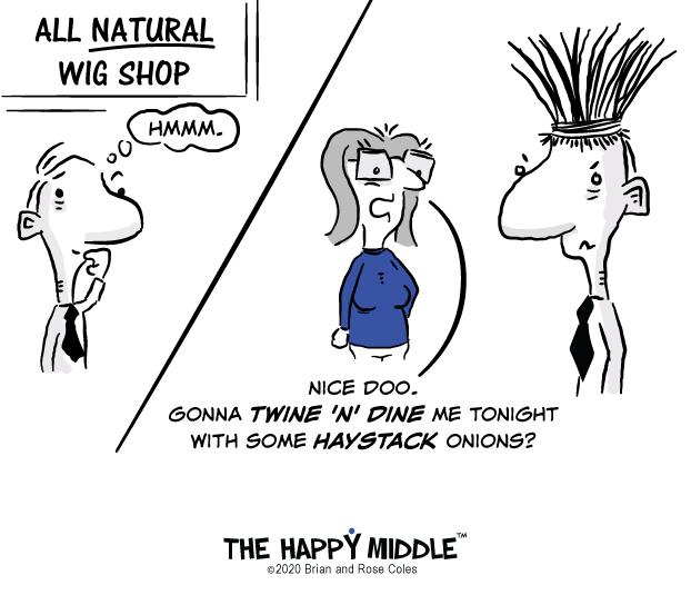 Bald Humor